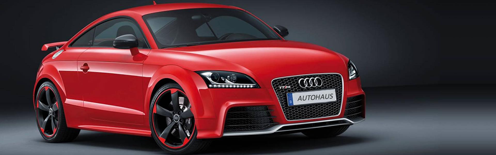 Audi Specialised Service