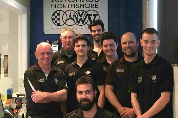Autohaus Northshore Team
