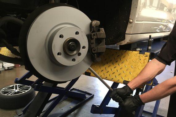 BMW brake services