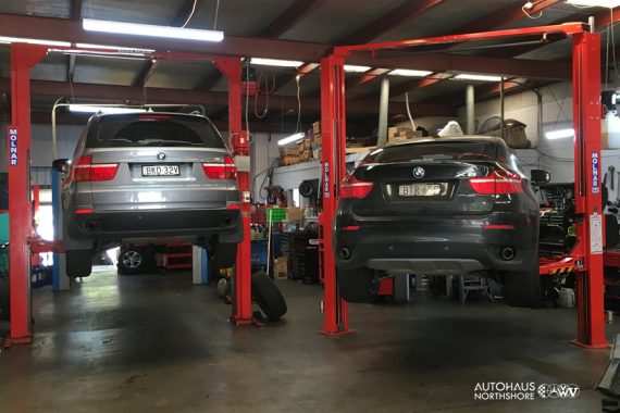 BMW Specialised Service & Repairs