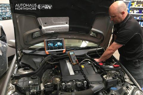 Electrical Diagnostics & Mercedes Benz Specialist Repairs