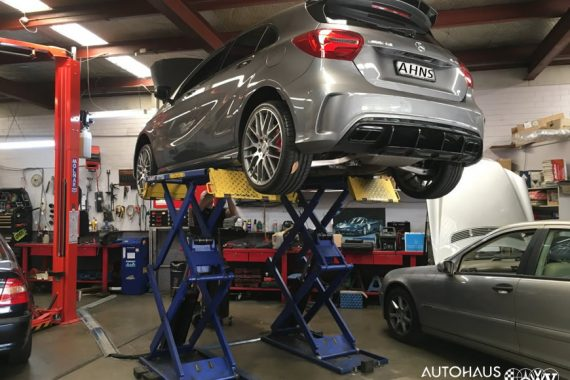 mercedes benz specialised service