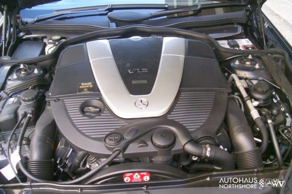 Mercedes Benz Engine Service