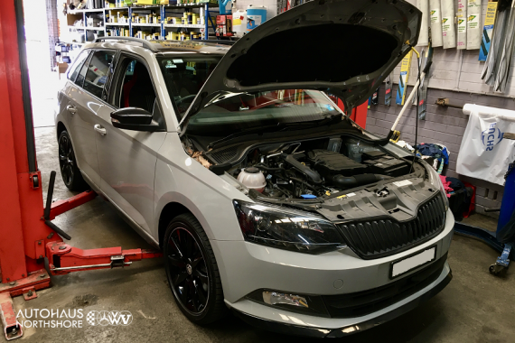 Our Skoda Specialised Car Service