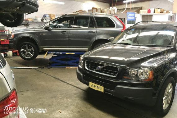 Volvo Specialised Car Service