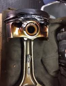 VW Engine Piston Failure
